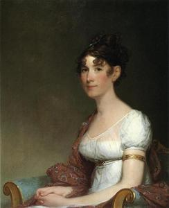 Gilbert Stuart - Mrs. Harrison Gray Otis