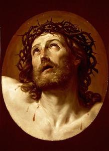 Reni Guido (Le Guide) - Head of Christ Crowned with Thorns