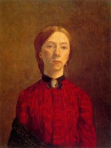 Gwen John - Self-portrait