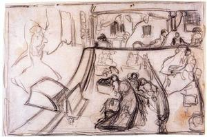 Hermen Anglada Camarasa - Theatre, stage and orchestra