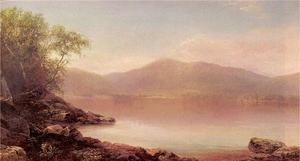Homer Dodge Martin - View of Lake George from Long Island