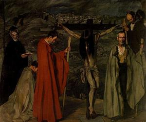Ignacio Zuloaga Y Zabaleta - The Christ of the blood