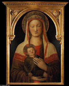 Jacopo Bellini - Madonna and Child