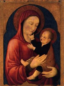 Jacopo Bellini - Virgin and Child