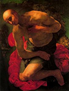 Jacopo Carucci (Pontormo) - The Penitence of St. Jerome