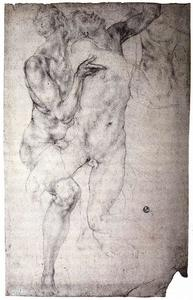 Jacopo Carucci (Pontormo) - Two nudes