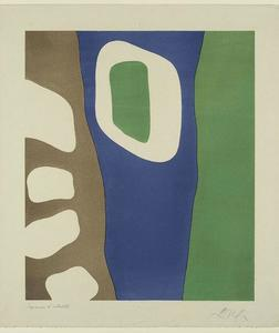 Jean (Hans) Arp - Wings of the Forest