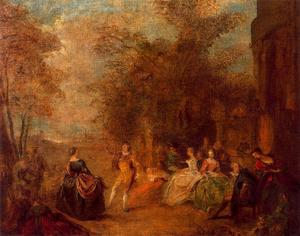Jean-Baptiste Pater - Country dance