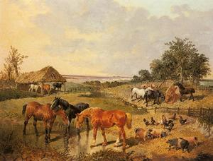 John Frederick Herring Junior - Country Life