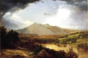 John Frederick Kensett - Lakes of Killarney