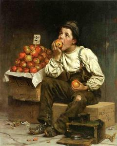John George Brown - Eating the Profits