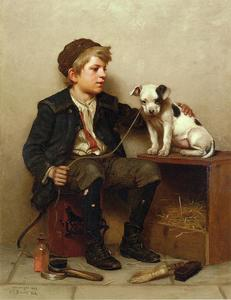 John George Brown - My Best Friend