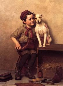 John George Brown - My Pardner