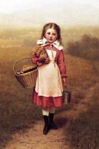 John George Brown - Returning Home