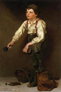 John George Brown - Shoe Shine Boy 1