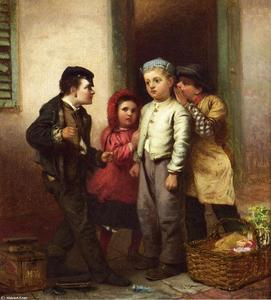 John George Brown - Sorry He Spoke