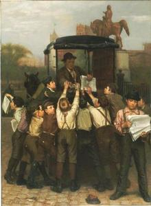 John George Brown - The Last Edition
