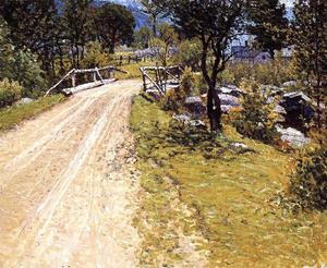 John Joseph Enneking - Sandy Road