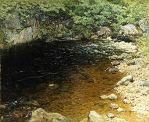 John Joseph Enneking - The Pool, Newry, Maine