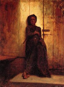 Jonathan Eastman Johnson - The Young Sweep