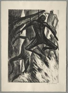 Jose Clemente Orozco - The Hanged Man