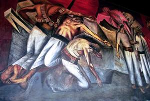 Jose Clemente Orozco - The trench