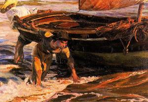 José Mongrell Torrent - Pulling The Boat 1