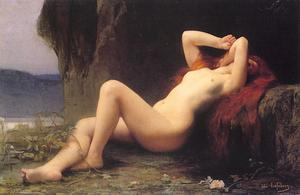 Jules Joseph Lefebvre - Mary Magdalen in the Grotto