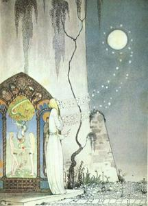 Kay Rasmus Nielsen - Pop! Out Flew the Moon