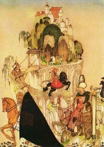 Kay Rasmus Nielsen - Riding Out to Woo