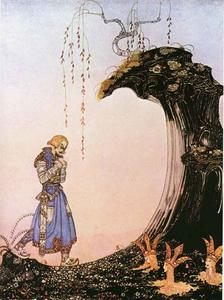 Kay Rasmus Nielsen - Standing in the Earth up to their Necks