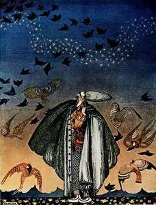 Kay Rasmus Nielsen - Such a Large Flock of Birds Swept Down