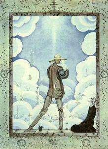 Kay Rasmus Nielsen - The Story of a Mother. And they went into an unknown land