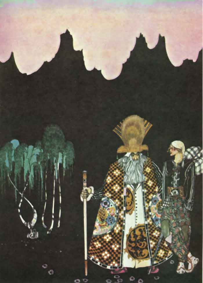 Whither Away by Kay Rasmus Nielsen (1886-1957, Denmark)