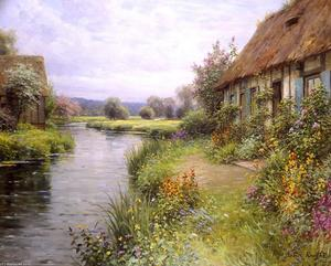 Louis Aston Knight - A Bend in the River