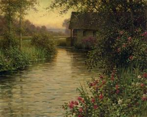 Louis Aston Knight - The Water Mill
