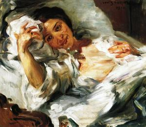 Lovis Corinth (Franz Heinrich Louis) - Morning Sun