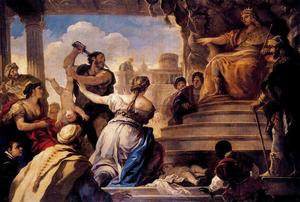 Luca Giordano - Judgement of Solomon