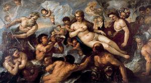 Luca Giordano - The Return of Persephone