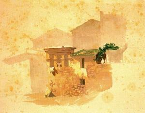 Mariano Fortuny - architecture