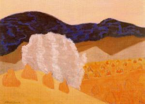 Milton Avery - Harvest