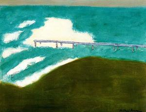 Milton Avery - Stormy Day