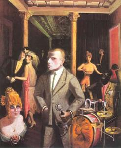 Otto Dix - To Beauty