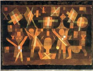 Paul Klee - Connected to the Stars