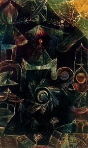 Paul Klee - Cosmic Architecture
