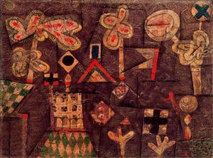 Paul Klee - Gingerbread Picture