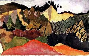 Paul Klee - In the Quarry