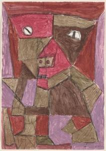 Paul Klee - Nomad Mother