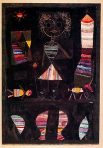 Paul Klee - Puppet Theatre