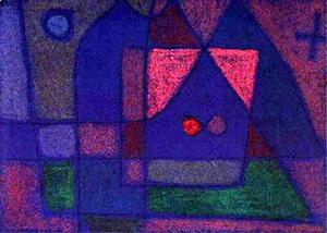 Paul Klee - Small room in Venice